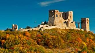 Castles and Monasteries of Bakony Mountains 23