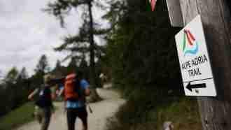 Alpe-Adria Trail: Cividale del Friuli to Trieste 2
