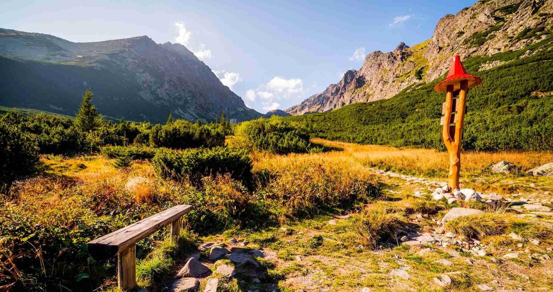 Climb Mount Gerlach, Climb Gerlach, High Tatras and Mount Gerlach, Gerlachovský štít