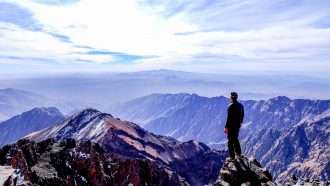 Highest Peaks of Atlas Mountains 1