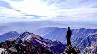 Highest Peaks of Atlas Mountains