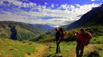 Trails and Valleys of South Albania 13