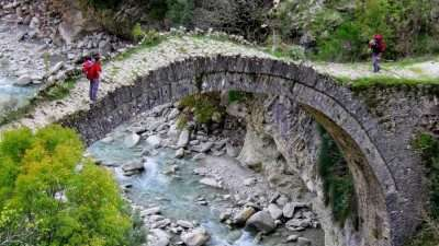 Trails and Valleys of South Albania 15