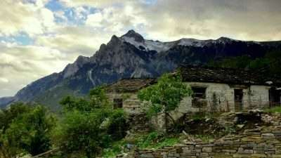 Trails and Valleys of South Albania 18