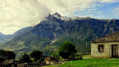 Trails and Valleys of South Albania 20