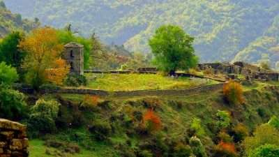 Trails and Valleys of South Albania 23