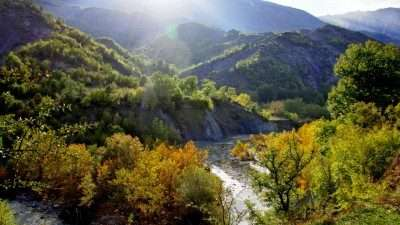 Trails and Valleys of South Albania 27