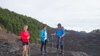 Trails and Calderas of La Palma 2