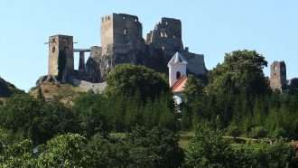 Castles and Monasteries of Bakony Mountains 17
