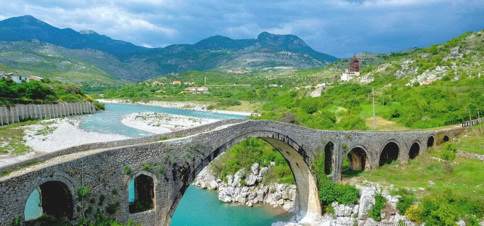 Trails and Valleys of South Albania 37