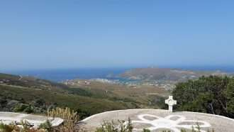 Cycladic Islands: Andros & Tinos 8