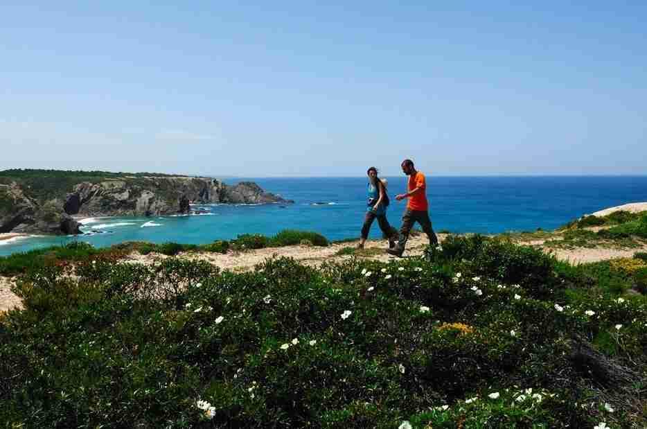 rota vicentina walking holidays