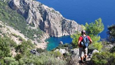 The Lycian Way East 10