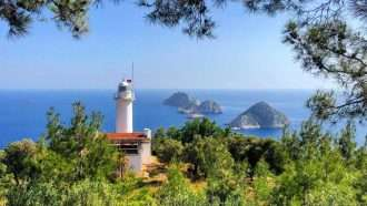The Lycian Way East 9