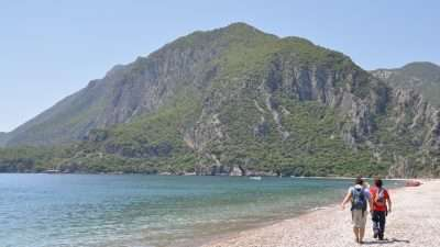 The Lycian Way East 8