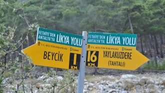The Lycian Way East 5