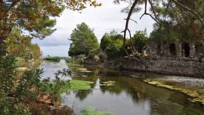 The Lycian Way East 4