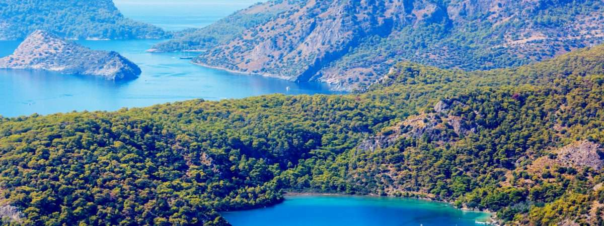 The Lycian Way East (Extended) 1
