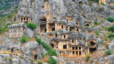 Ancient Cities of Lycia 1