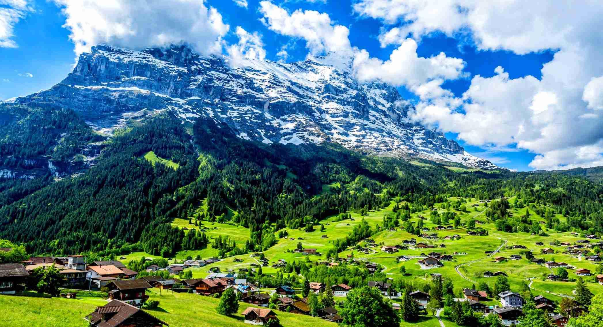 Via Alpina Highlights: Bernese Oberland 1