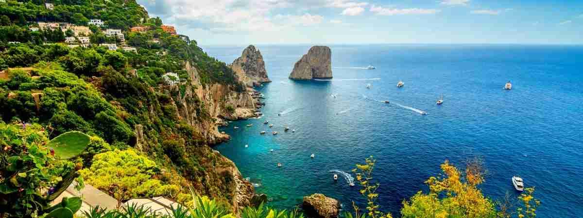 Capri, Ischia and Procida Island Walks 37