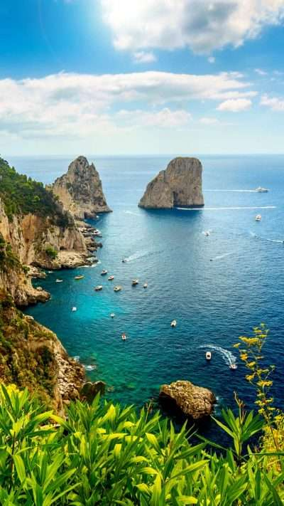 Capri, Ischia and Procida Island Walks 37