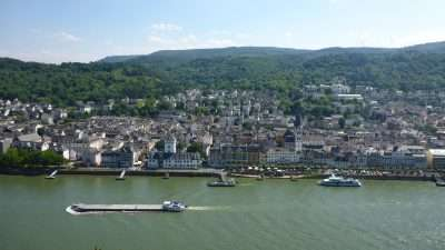 Castles and Vineyards of the Rhine Valley 16