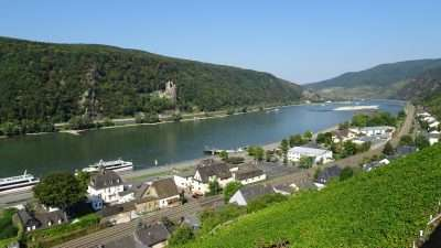 Castles and Vineyards of the Rhine Valley 19