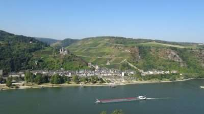 Castles and Vineyards of the Rhine Valley 22