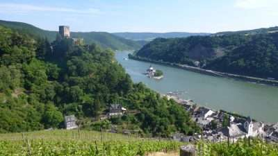 Castles and Vineyards of the Rhine Valley 31