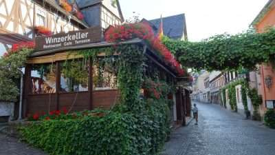 Castles and Vineyards of the Rhine Valley 36