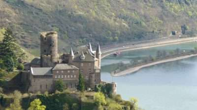 Castles and Vineyards of the Rhine Valley 5
