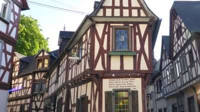 Castles and Vineyards of the Rhine Valley 6