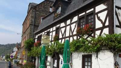 Castles and Vineyards of the Rhine Valley 7
