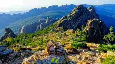 Corsica GR20 North 6