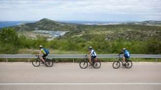 Dalmatia by Bike and Boat: North of Split 12