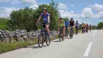 Dalmatia by Bike and Boat: North of Split 13