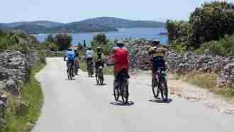 Dalmatia by Bike and Boat: North of Split 14