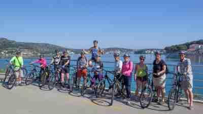 Dalmatia by Bike and Boat: North of Split 18