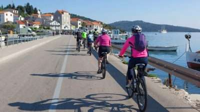 Dalmatia by Bike and Boat: North of Split 20