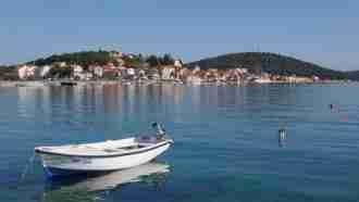 Dalmatia by Bike and Boat: North of Split 21