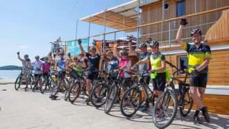 Dalmatia by Bike and Boat: North of Split 22