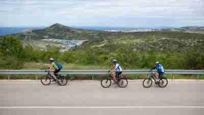 Dalmatia by Bike and Boat: North of Split 30