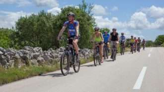 Dalmatia by Bike and Boat: North of Split 31