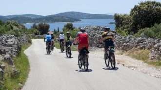 Dalmatia by Bike and Boat: North of Split 32