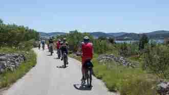 Dalmatia by Bike and Boat: North of Split 34
