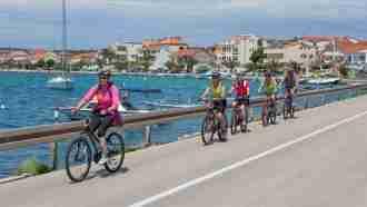 Dalmatia by Bike and Boat: North of Split 35