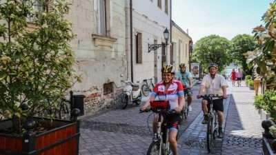 Danube Highlights on Bike and Boat: Passau to Budapest 50