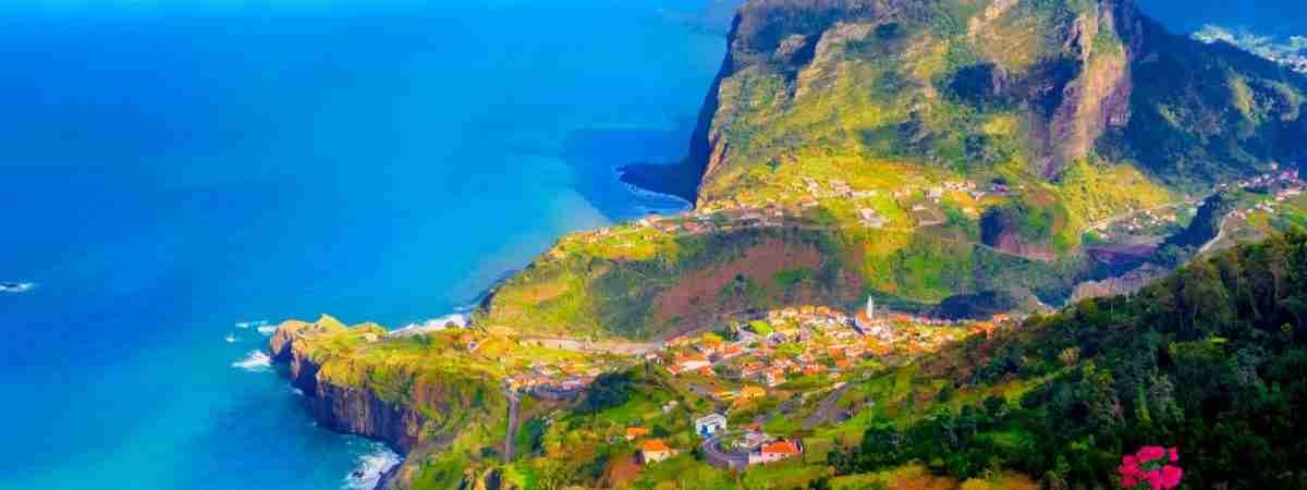 Flower Island Of Madeira 12