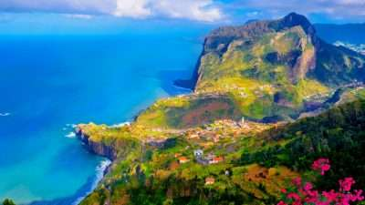 Flower Island Of Madeira 12